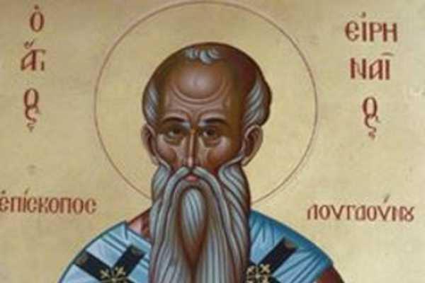 Retraite des prêtres - Saint irenee